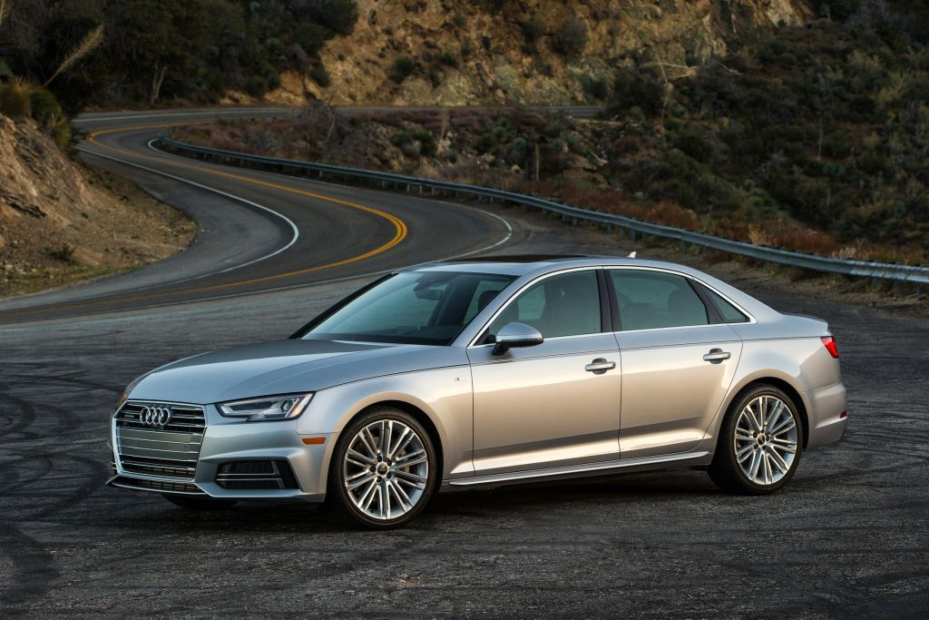 Everyman Driver 2017 Audi A4 Features 6 Sd Manual With All Wheel Drive