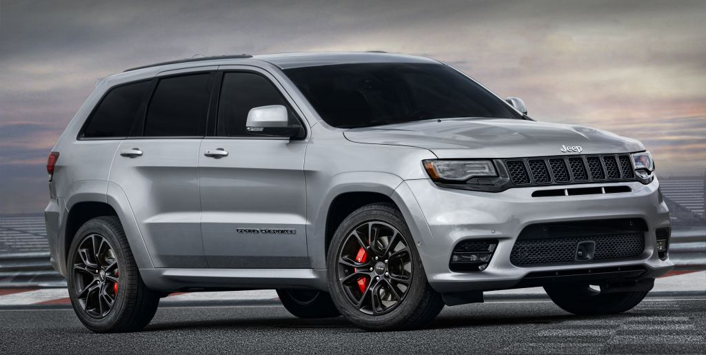 Jeep Grand Cherokee Is The Most Awarded Suv Ever And Vehicle That Has Long Defined What A Premium Should Be Refined Exterior Design Complete