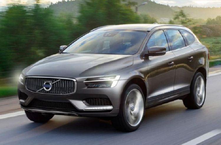 The All New Volvo Xc60 Luxury Compact Suv Has Been Named 2018 Utility Of Year By Detroit Free Press S Largest Daily Newspaper
