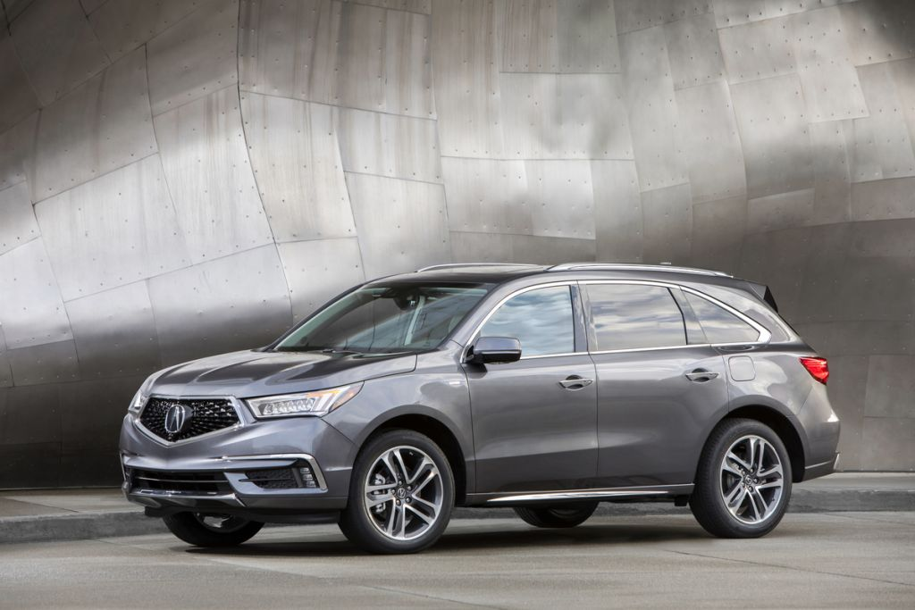 Both The Acura Mdx And Rdx Were Honored As U S News World Report 2018 Best Cars For Money In Luxury Three Row Compact Suv