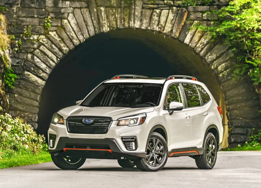 First Look And Off Road Drive 2019 Subaru Forester On Everyman Driver Everyman Driver