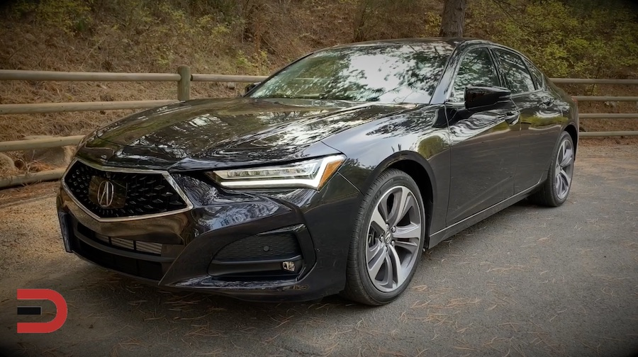 2021 acura tlx now at dealerships on everyman driver